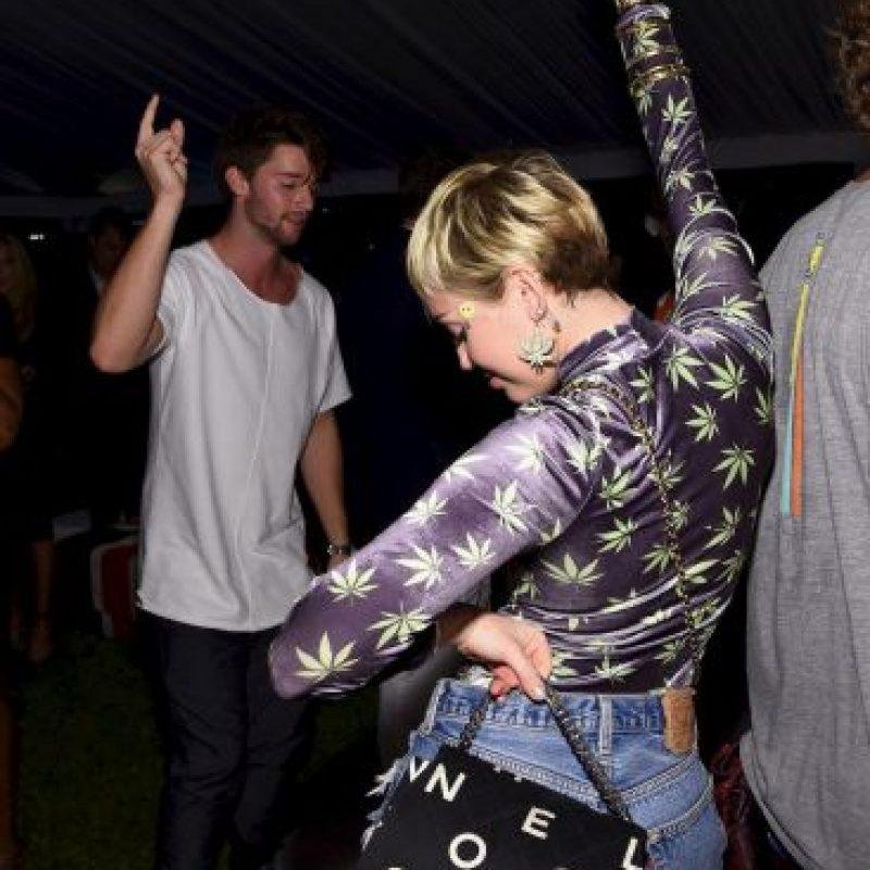 La cantante se ha ganado a la familia de su novio Foto:Getty Images