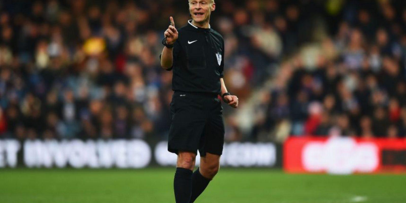 1. El fin de semana defendió su propuesta de la tarjeta blanca, con la que se expulsaría al jugador por un tiempo de hasta 10 minutos Foto:Getty