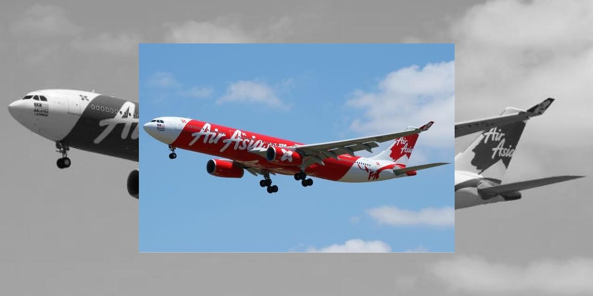 Se suspende por segundo día la búsqueda de avión de AirAsia