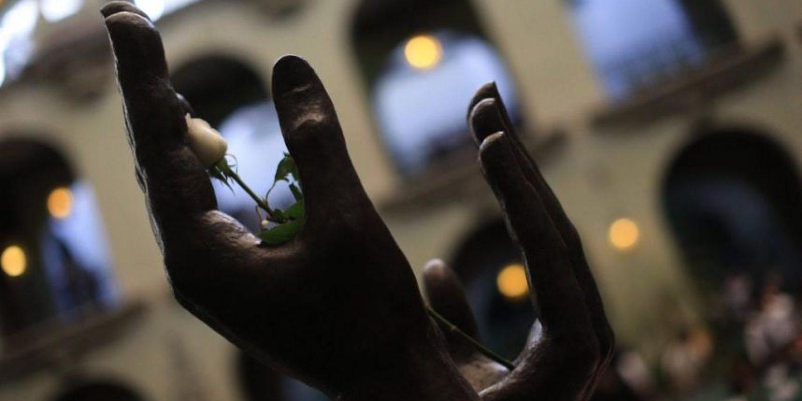Se conmemoran 18 años de paz. Foto:Publinews