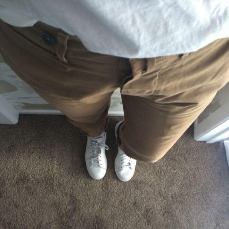 Como miles de usuarios, también presume su calzado en las redes sociales. Foto:Instagram/Lorde