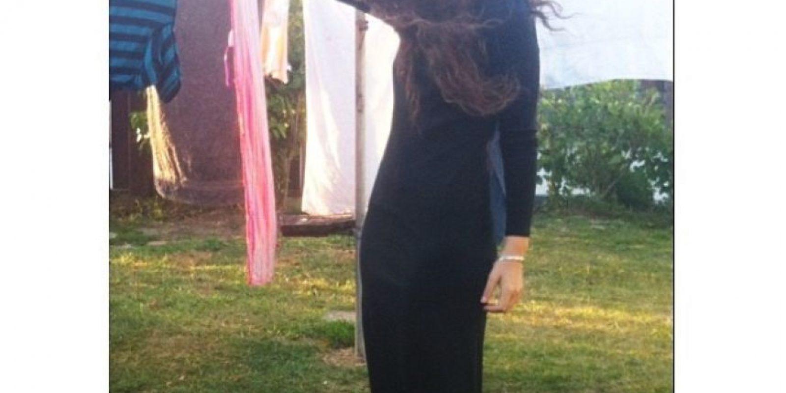 Al parecer, lava su ropa en casa Foto:Instagram/Lorde
