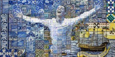 Cristiano Ronaldo Foto:twitter.com/tsevis