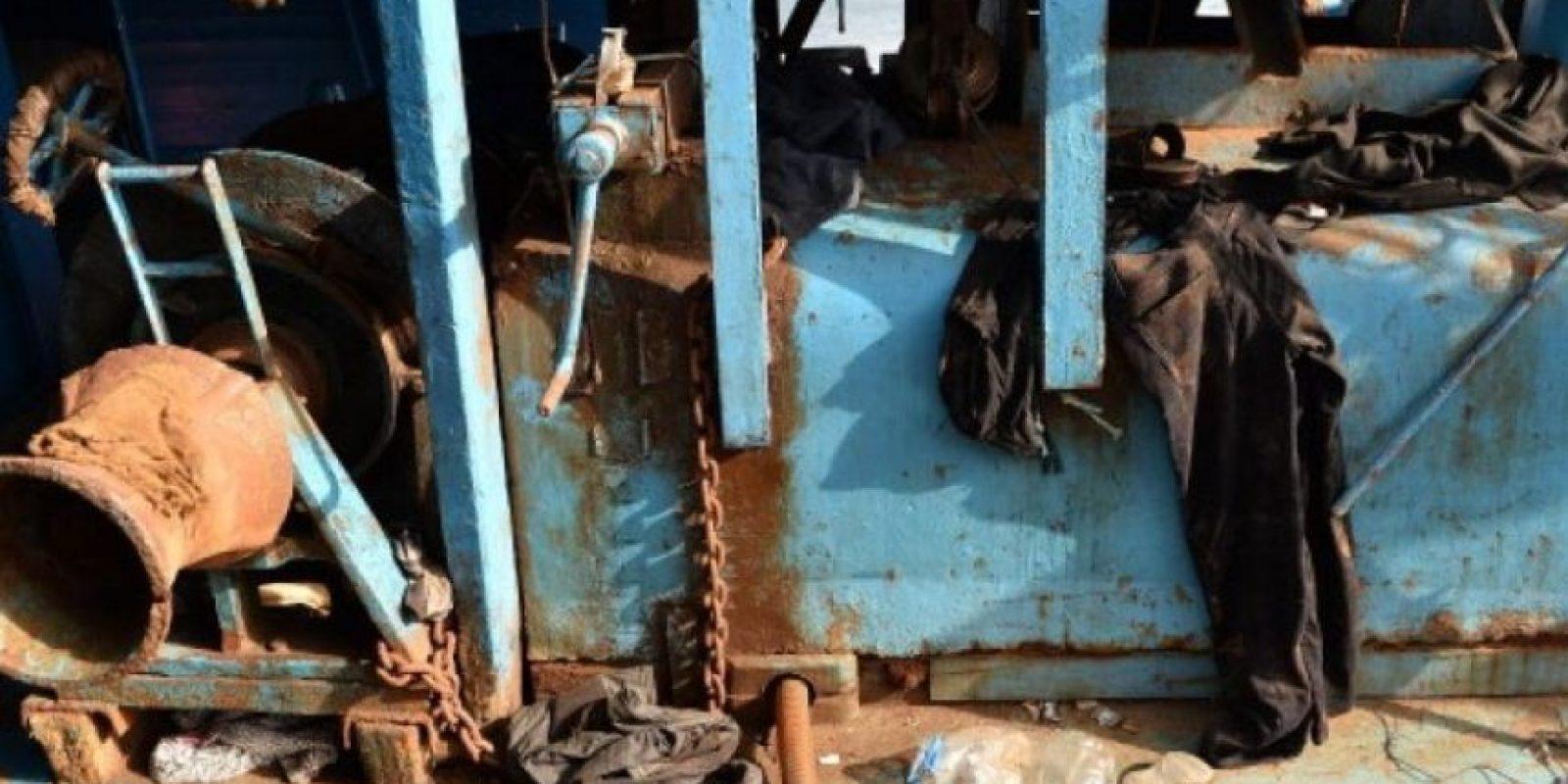 Según diferentes reportes, más de 360 personas murieron y 155 personas fueron rescatadas Foto:Getty Images