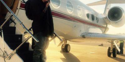 Prefiere viajar en autobús que en avión. Foto:Instagram/Justin Bieber