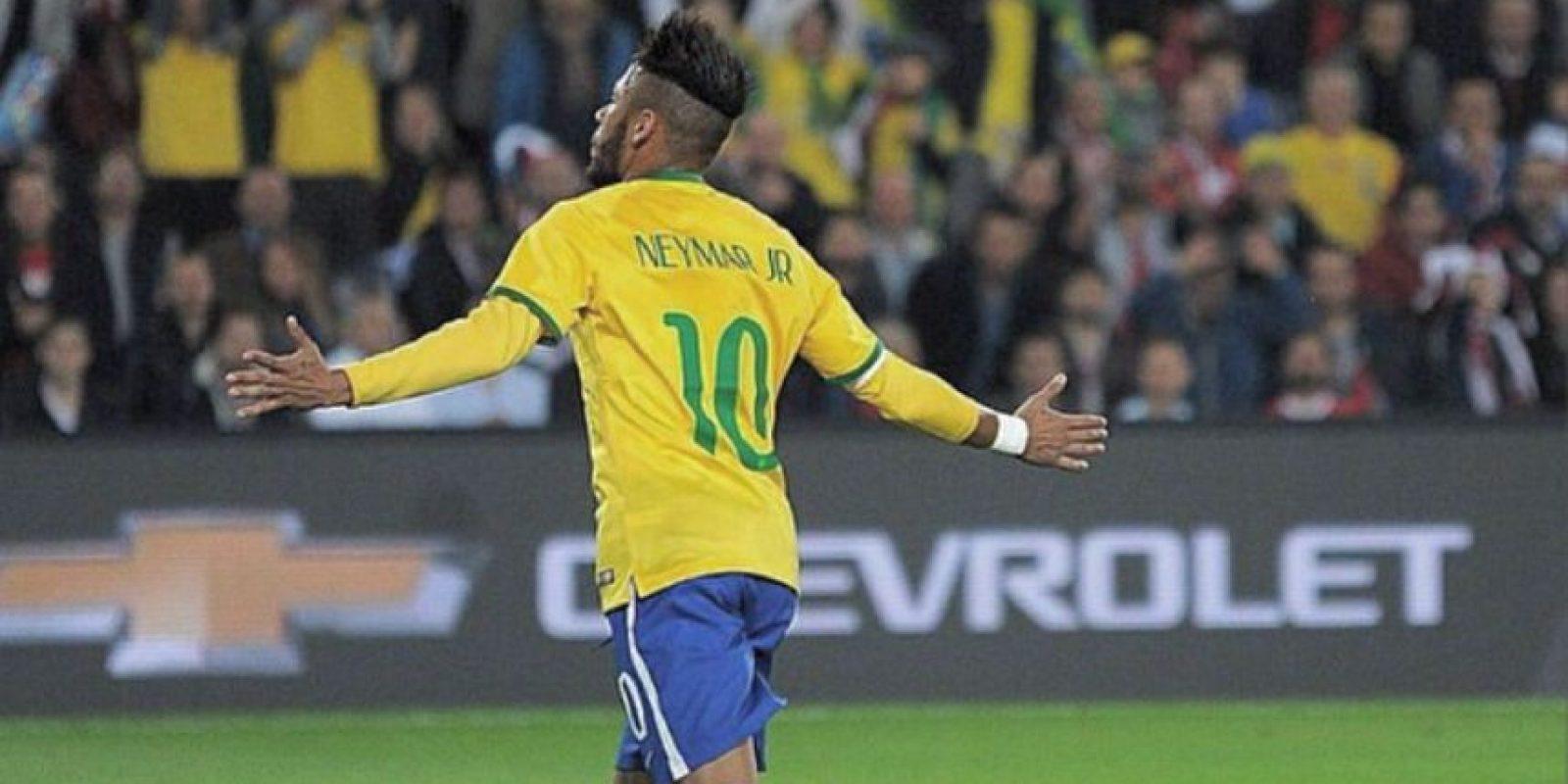 Estos son algunos de los looks del crack brasileño Foto:Instagram: @neymarjr