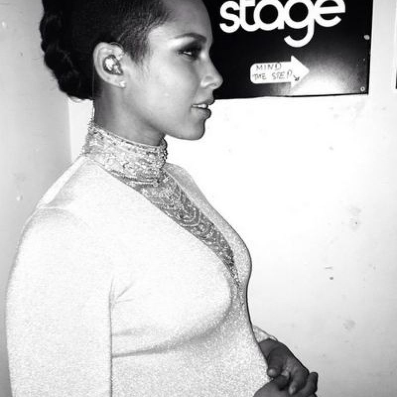 Alicia Keys Foto: Instagram @aliciakeys