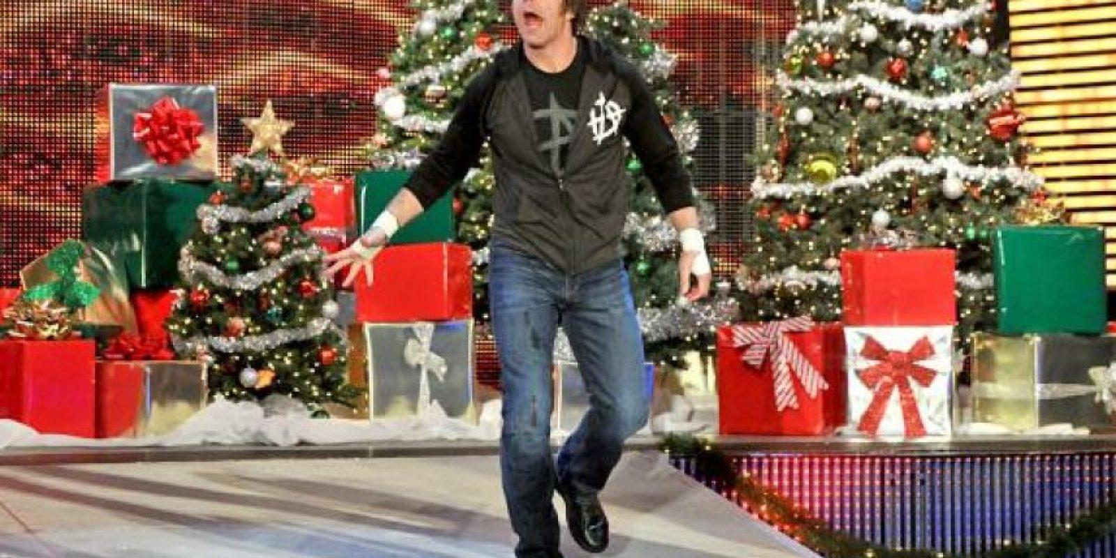 El Lunático ya es uno de los luchadores más populares Foto:WWE