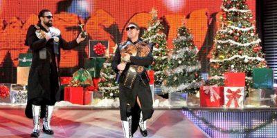 Son los campeones en Pareja Foto:WWE