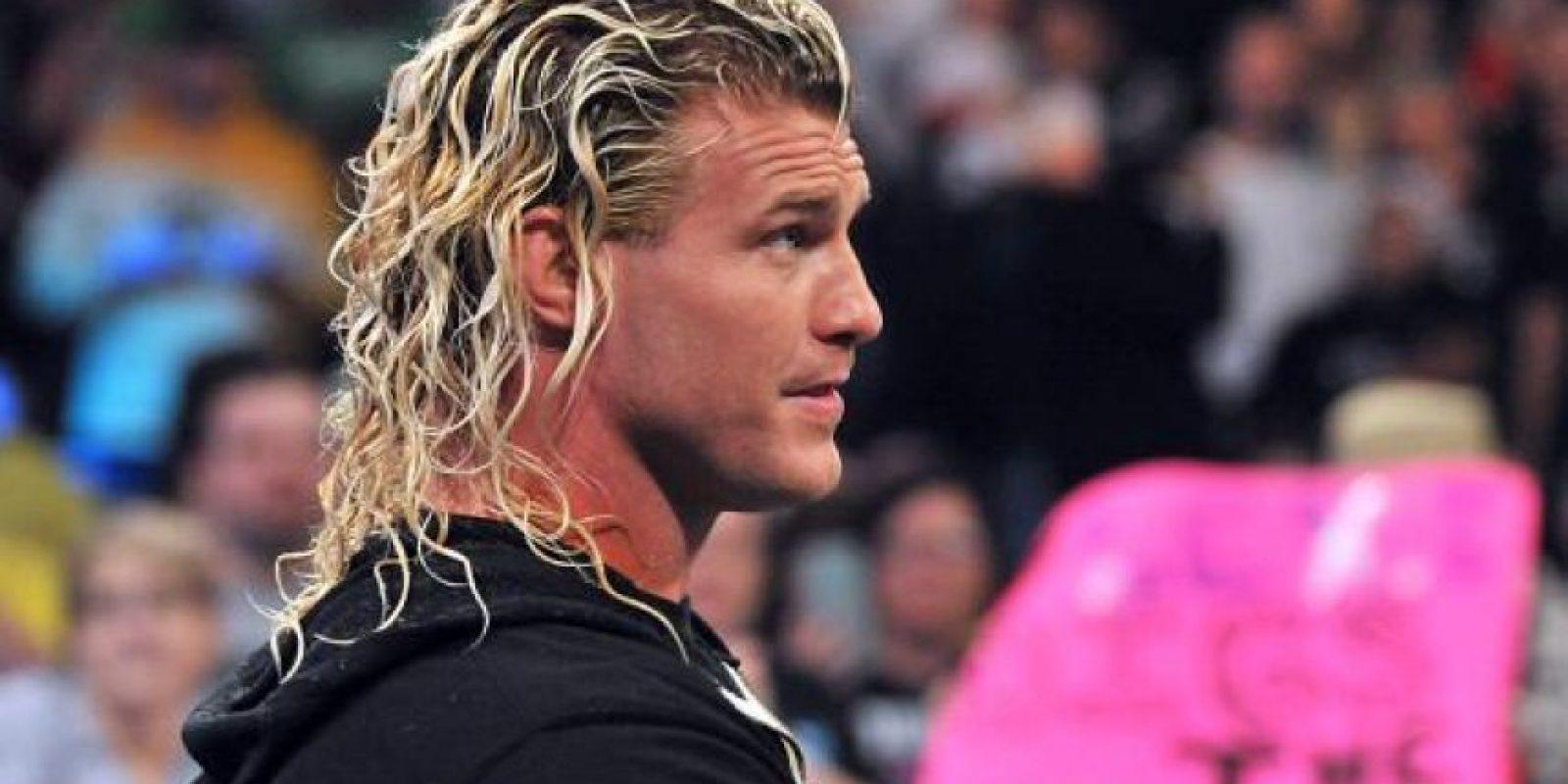 Dolph Ziggler es el actual campeón Intercontinental Foto:WWE
