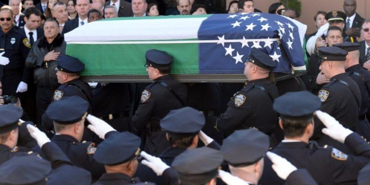 EE. UU.: Cifra de policías abatidos en 2014 iguala al de una década