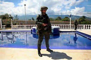 Policía incauta bienes a expiloto de narcotraficante. Foto:Agencias