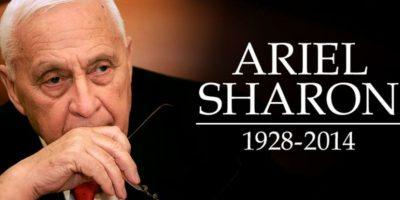 ARIEL SHARON (85 años), murió tras ocho años de coma como consecuencia de un derrame cerebral. El exgeneral y pilar de la derecha israelí defendió ferozmente la colonización para después decidir la retirada israelí de la Franja de Gaza en 2005. Foto:Publinews