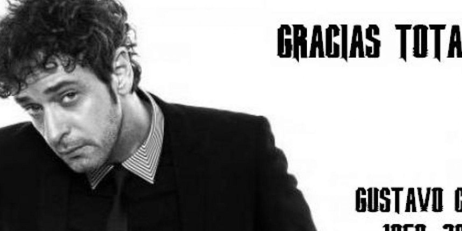 GUSTAVO CERATI (55 años), músico argentino que fue una de las figuras más reconocidas del rock en español, primero con el mítico grupo Soda Stereo y luego en solitario. Llevaba más de cuatro años en coma profundo a raíz de un accidente cerebrovascular. Foto:Publinews