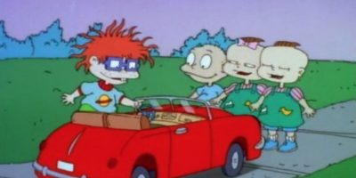 "Carlitos de ""Rugrats"" 1991-2003 Foto:IMDB"