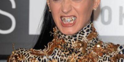 FOTO: Miren el original disfraz navideño de Katy Perry