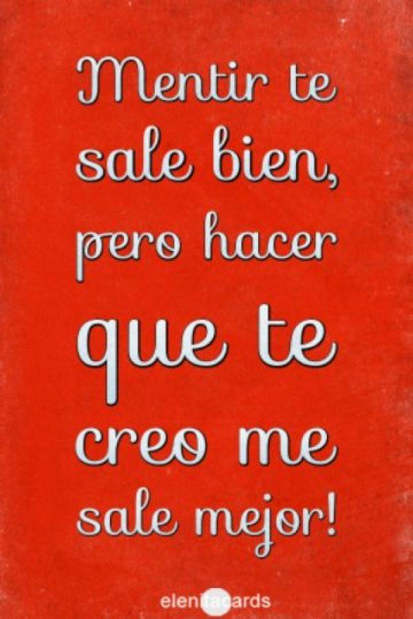 4. En otras ocasiones se habla de más. Foto:Tumblr.com/Tagged/mentir