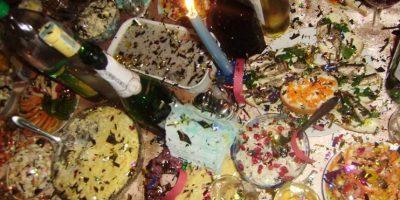 ¡Confetti para la cena! Foto:Know Your Meme