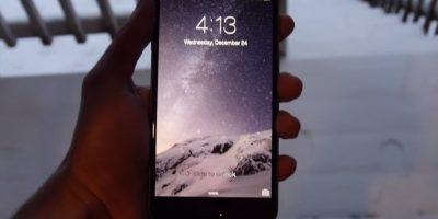 VIDEO: Esto pasa cuando entierran un iPhone 6 en la nieve, durante 24 horas