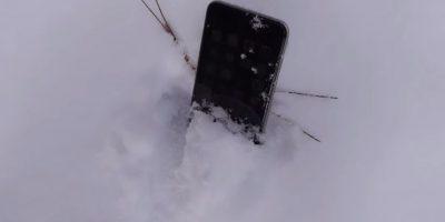 El iPhone 6 siguió funcionando Foto:TechRax