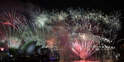 FOTOS. Australia ya recibió el 2015