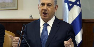 Netanyahu: Los palestinos
