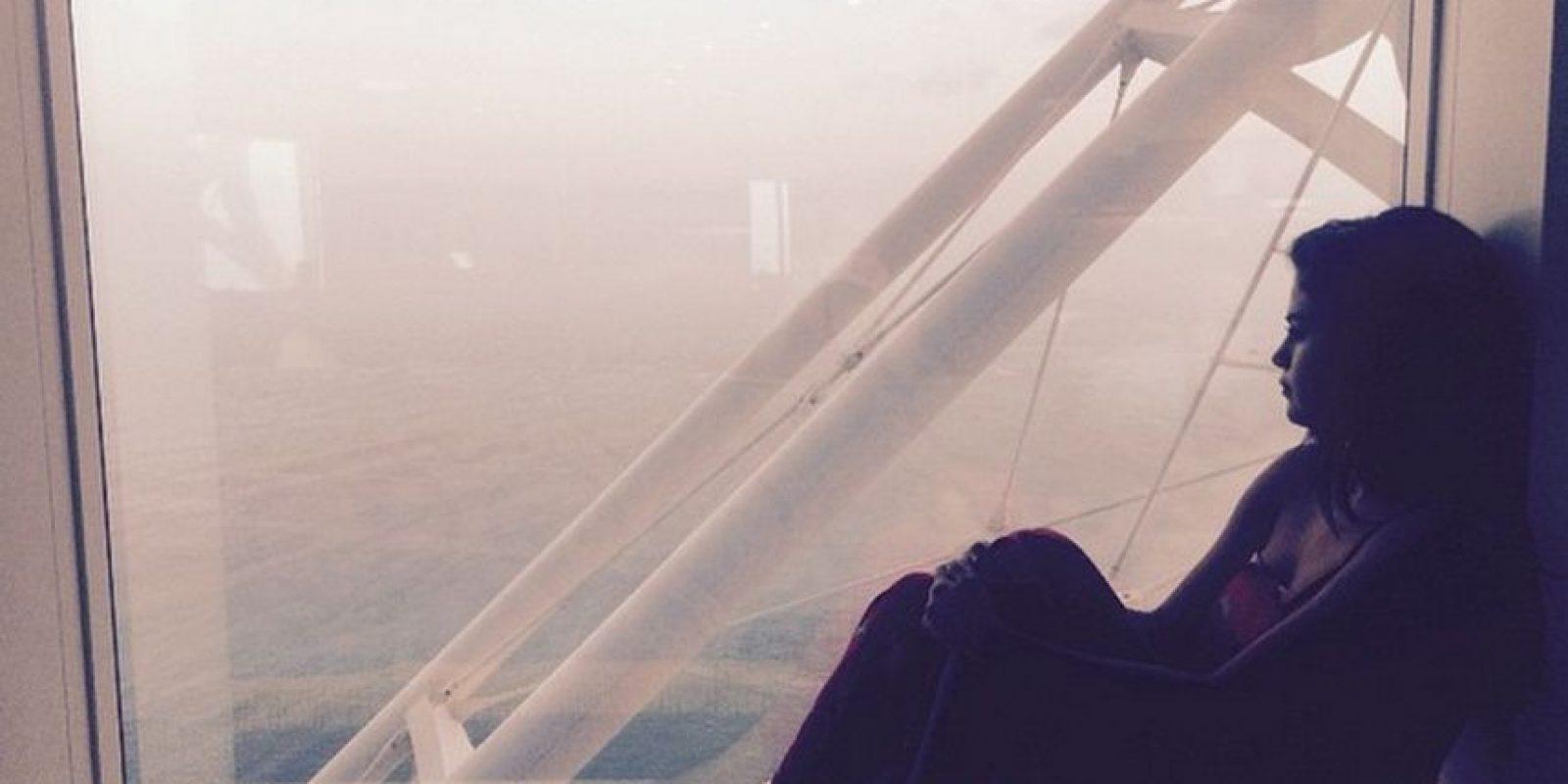 La actriz esta en Dubái Foto:Instagram