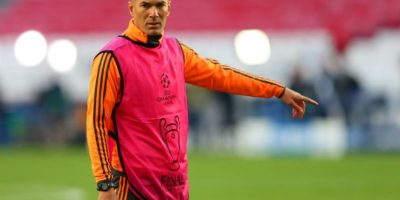 Zinedine Zidane también estaría en la zona de creación Foto:Getty
