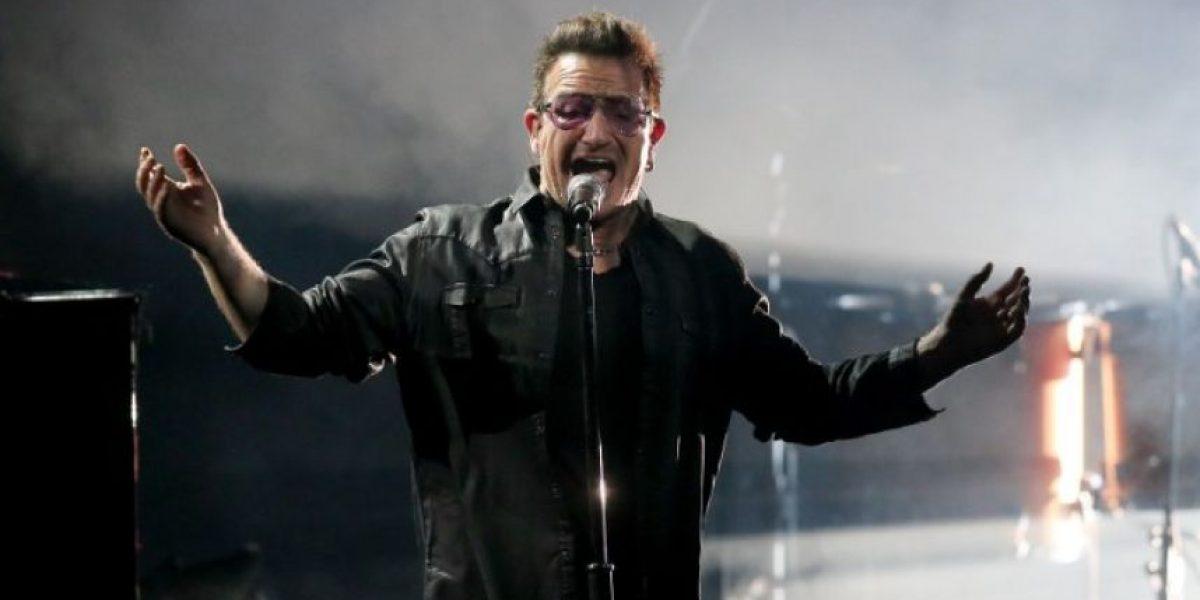 Bono podría no volver a tocar la guitarra tras grave accidente