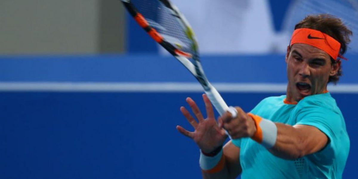 FOTOS. Rafael Nadal sufre su primer revés del año 2015