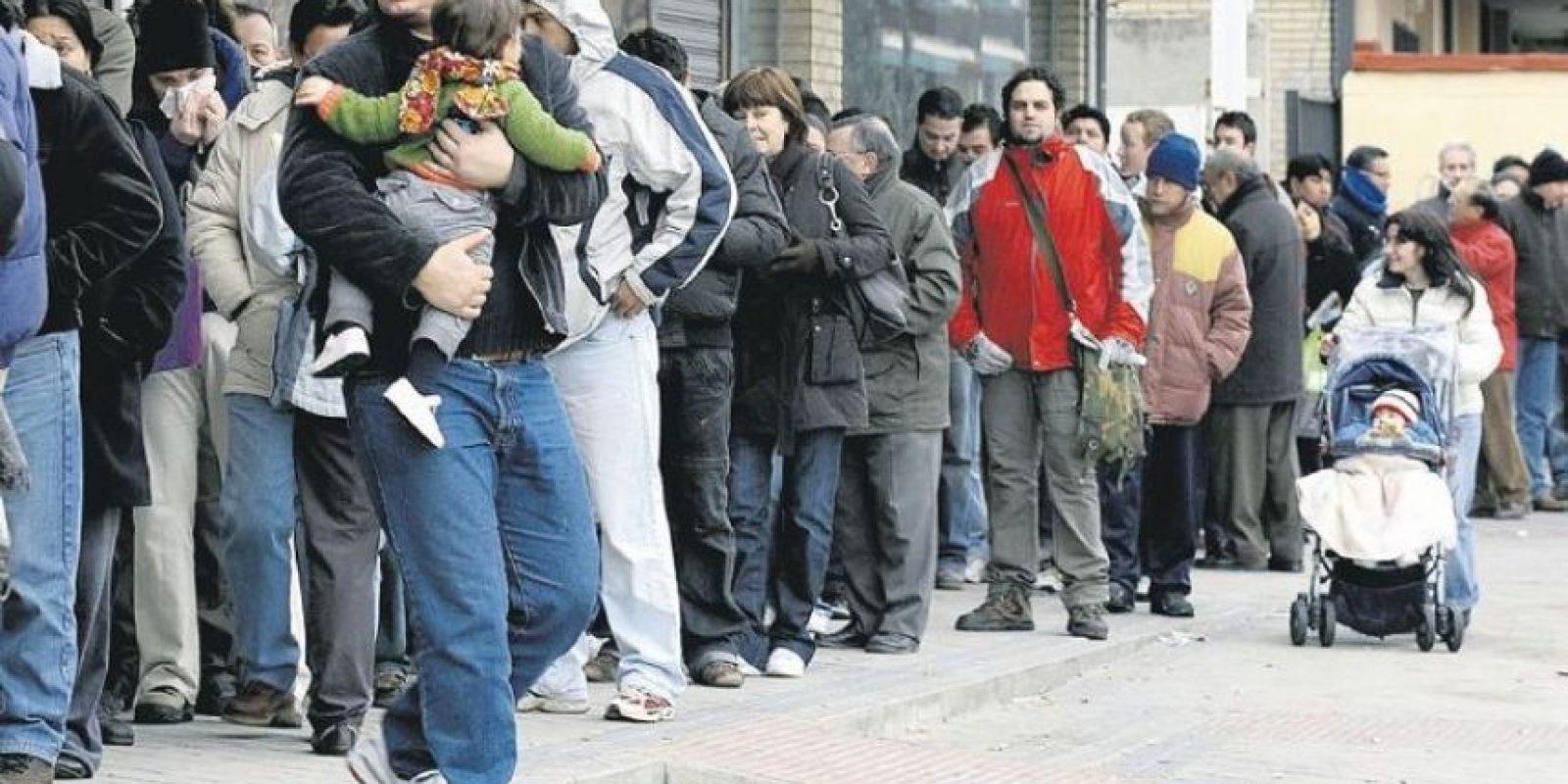 Inmigrantes en la Unión Europea. Foto:Publinews