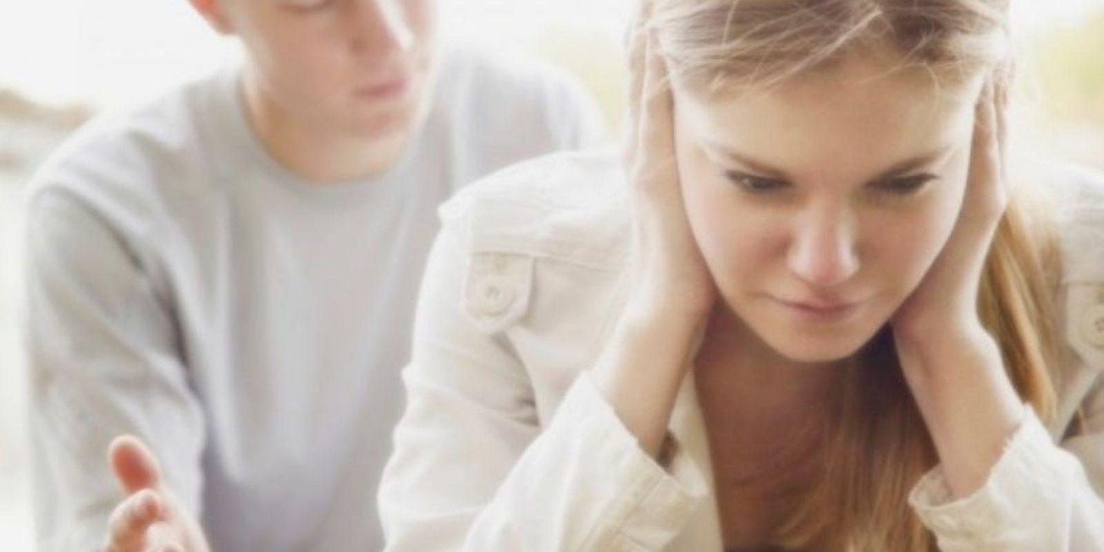 """8. """"Déjalo, yo puedo sola"""". Foto:Tumblr.com/tagged-pareja-enojo"""