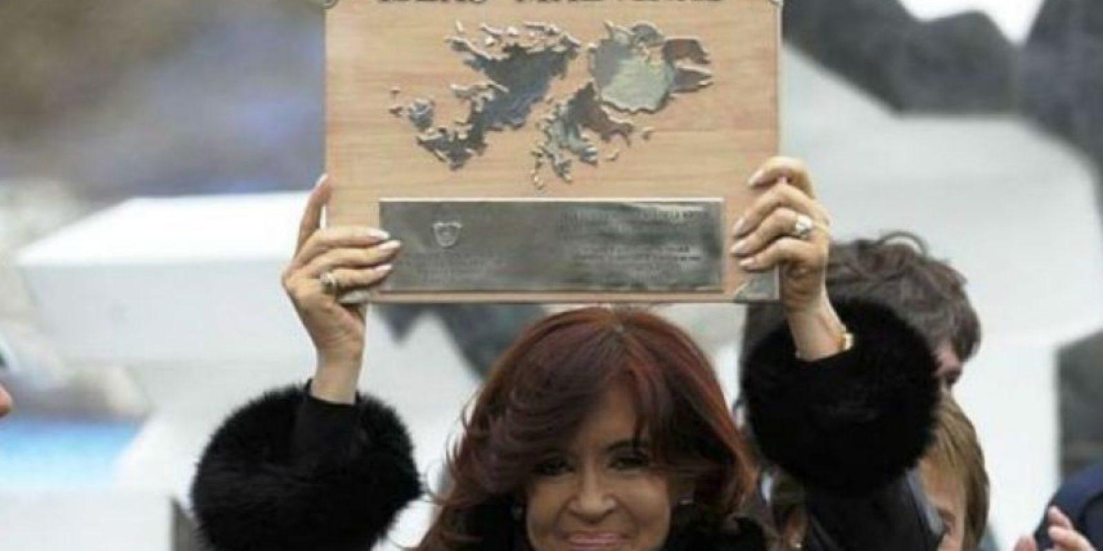 Cristina Fernández de Kirchner, presidenta de Argentina. Foto:Publinews