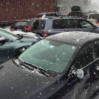 Al menos 50 vehículos están involucrados en un accidente múltiple en el estado de New Hampshire. Foto:Publinews