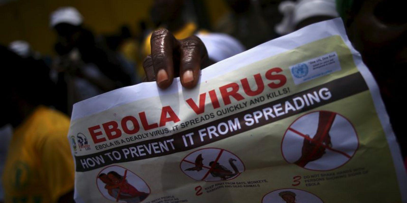 Más de 20 mil personas se han infectado por el virus desde 2014 Foto:Getty Images