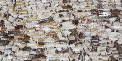 Estanques de sal en las minas de Maras, Cuzco. Foto:Publinews