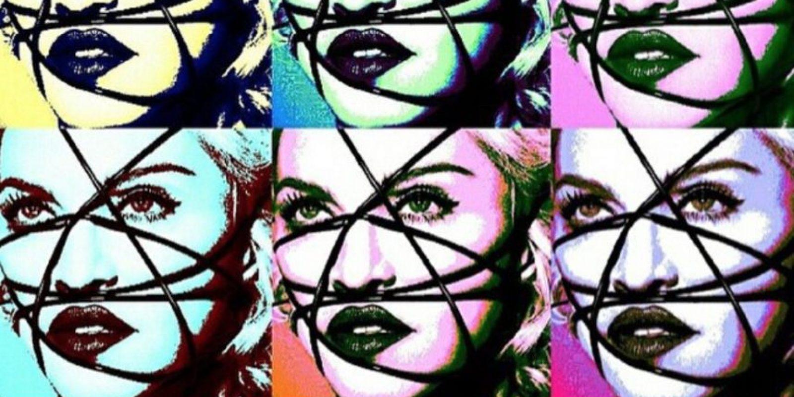 Andy Warhol Foto:Instagram/Madonna