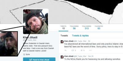 Integrante de ISIS reveló la ubicación de Estado Islámico en Twitter