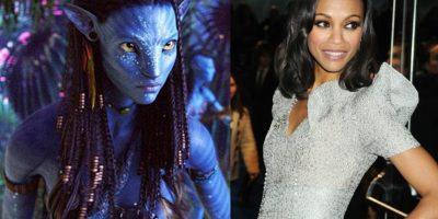 La protagonista de Avatar vive una nueva experiencia