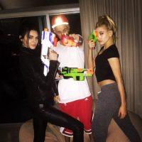 Se divierten juntos Foto:Instagram @justinbieber