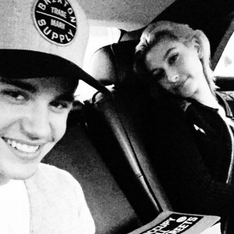 Han pasado mucho tiempo juntos Foto:Instagram @justinbieber