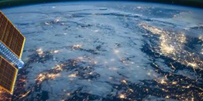 Estas imágenes fueron captadas por el astronauta Alexander Gerst Foto:Vía Youtube: European Space Agency, ESA