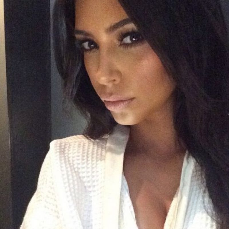 Es empresaria, modelo y actriz estadounidense Foto:Instagram @kimkardashian