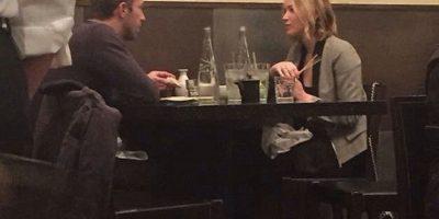 FOTO: ¿Jennifer Lawrence y Chris Martin parte 2? Despiden el año juntos