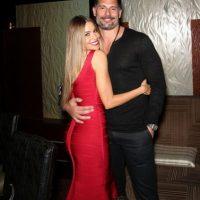 Sofia Vergara y Joe Manganiello en Las Vegas Foto:Instagram