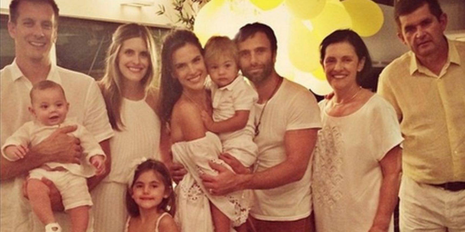 Alessandra Ambrosio Foto:Instagram