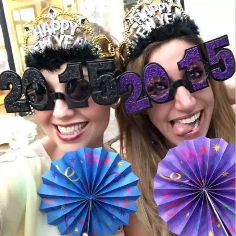 Thalía y Lili Estefan Foto:Instagram