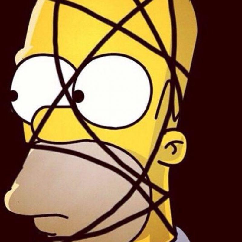 Homero Simpson Foto:Instagram/Madonna