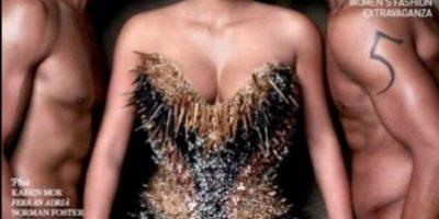 FOTO: ¿Es Kim Kardashian la protagonista de esta portada?