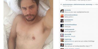 Foto:Instagram/James Franco